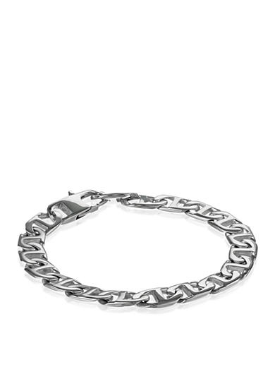 Belk & Co. Men's Stainless Steel Bracelet