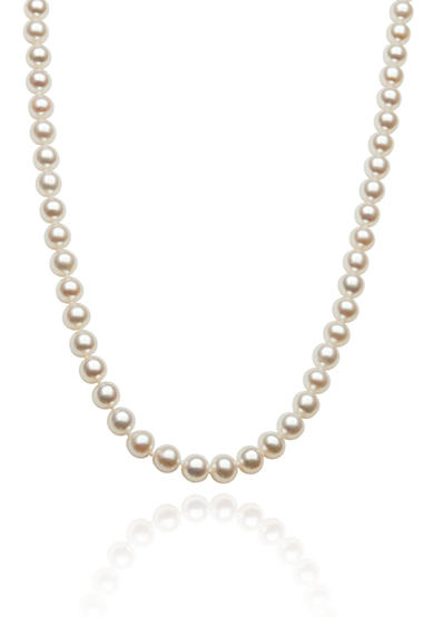 Amour de Pearl Freshwater Pearl 16-in Necklace