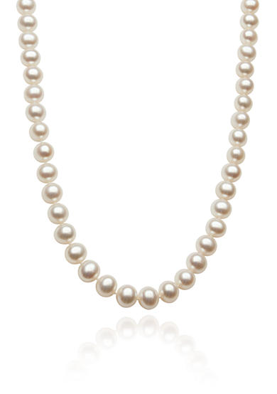 Belk & Co. Freshwater Pearl 20 Necklace