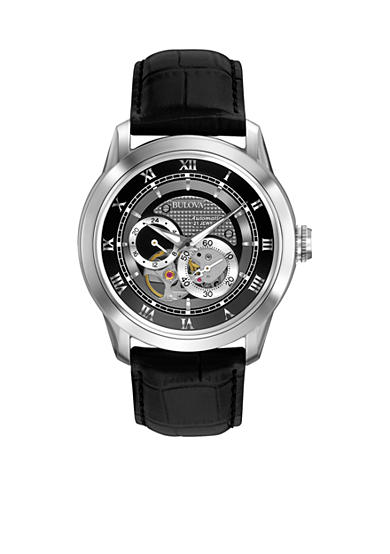 Bulova From the Self-Winding Mechanical Collection Watch