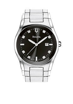 Bulova From the Diamond Collection Watch