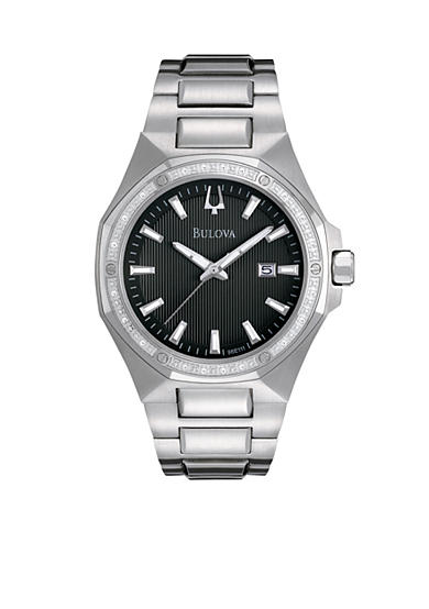 Bulova From the Sport Diamond Collection Watch