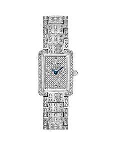 Bulova Women's Crystals-Newness Watch