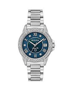 Bulova Marine Star Diamond Watch