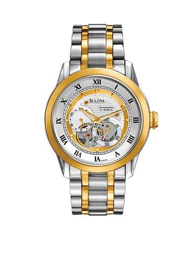 Bulova Men's Bulova Mechanical Watch