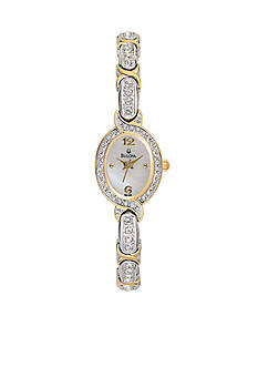 Bulova From the Crystal Collection Watch