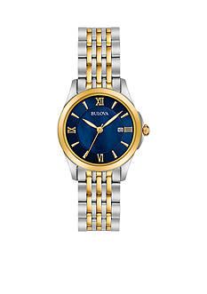 Bulova Women's Classic Two-Tone Watch