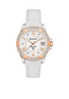 Bulova Ladies Marine Star Watch