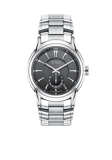 ESQ Movado Quest Black Dial Watch