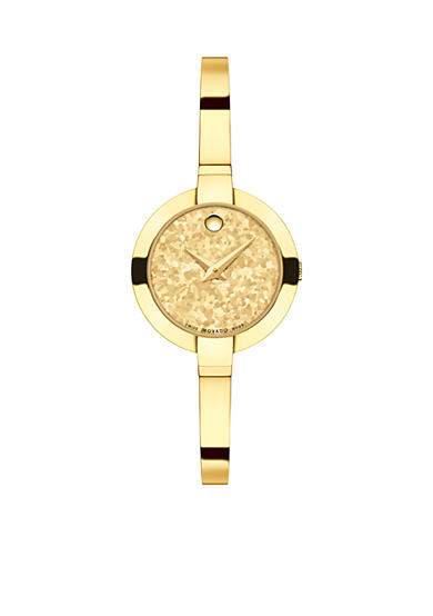 Movado Women's Bela Gold Watch