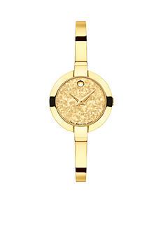 Movado Women's Bela Gold Watch