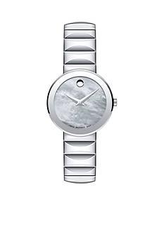 Movado Women's Sapphire Grey Watch