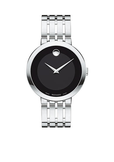Movado Men's Esperanza Matte Black Watch