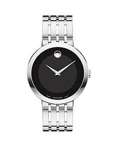 Movado Men's Esperanza Matte Black Watch