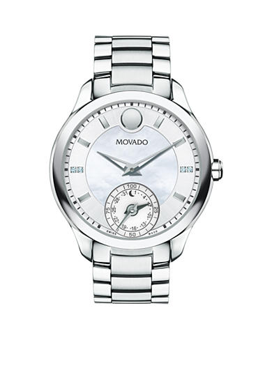 Movado Women's Stainless Steel Belina Motion Watch