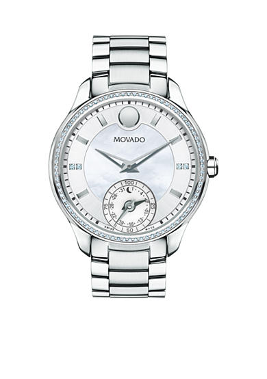Movado Women's Belina Stainless Steel Watch