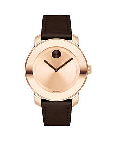 Movado Women's Bold Rose Gold-tone Watch