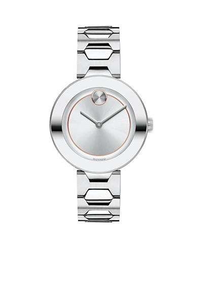 Movado Women's Bold Stainless Steel Watch