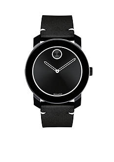 Movado Men's Bold Black Watch