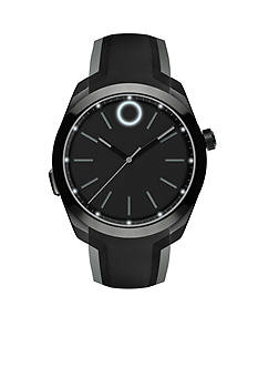Movado Men's Bold Motion White LED Indicator Watch