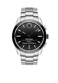 Movado Men's Bold Connected II Stainless Steel Smartwatch