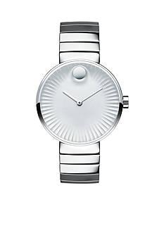 Movado Women's Silver Edge Watch