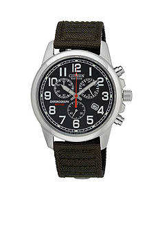 Citizen Eco-Drive Men's Sport Strap Watch