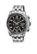 Citizen Eco-Drive Men's World Time A-T Watch