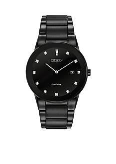 Citizen Eco-Drive Men's Black Axiom Watch