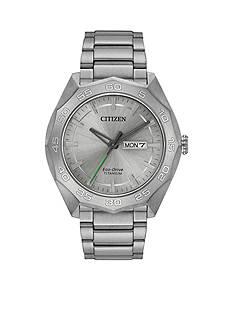 Citizen Men's Titanium Eco-Drive Watch