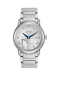 Citizen Men's Eco-Drive Stainless Steel Watch