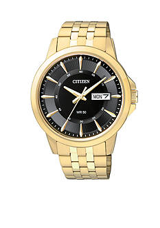 Citizen EDV Men's Quartz Gold Tone Watch