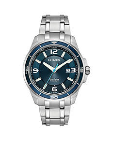 Citizen Mens Eco-Drive Ti+IP Watch