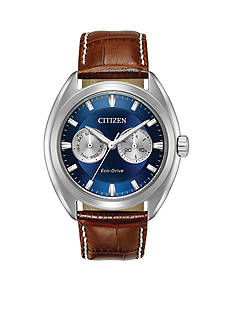 Citizen Mens Eco-Drive Paradex Strap Watch