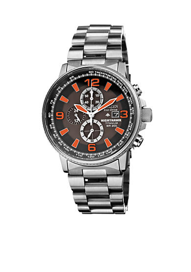 Citizen Eco-Drive Exclusive 125th Anniversary Chronograph Watch