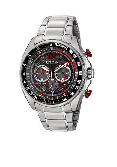Citizen Stainless Steel Chronograph Watch
