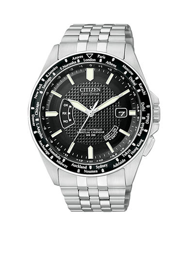 Citizen Men's Eco-Drive World Perpetual A-T Watch - Online Only