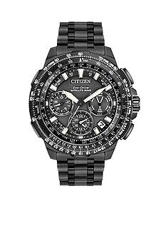 Men's Citizen Eco-Drive Satellite Wave-World Time GPS Watch