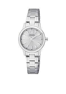 Citizen Women's Quartz Stainless Steel Three Hand Watch
