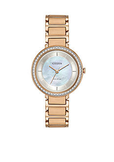 Citizen Ladies Eco-Drive Paradex Watch