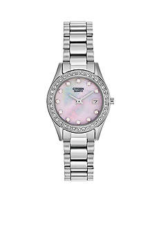 Citizen Women's Quartz Stainless Steel Watch