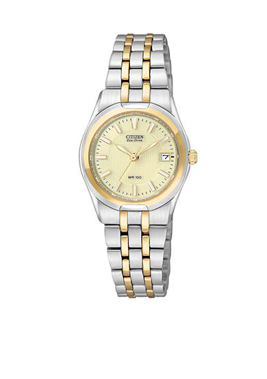 Citizen Eco-Drive Two-Tone Watch