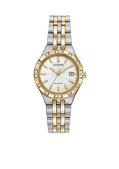 Women's Citizen Eco-Drive Diamond Watch