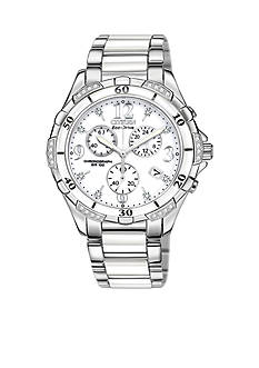 Citizen Eco-Drive Ladies' Ceramic Chronograph