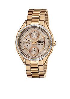 Citizen Women's Rose Gold Tone Watch