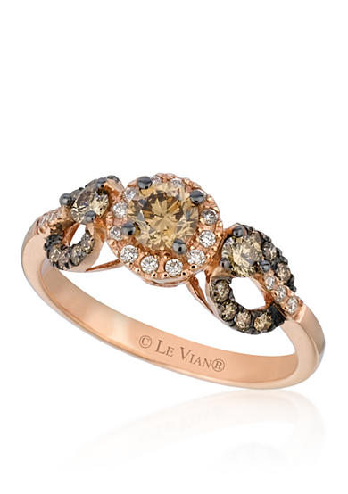 Le Vian® Chocolate Diamond® Center Stone Ring - Belk Exclusive