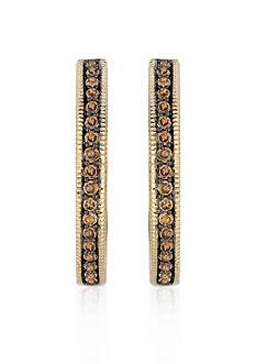 Le Vian Chocolate Diamond® Earrings in 14k Honey Gold™