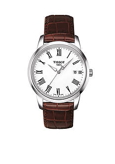 Tissot Classic Dream Men's Brown Quartz Classic Watch