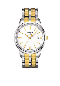 Tissot Classic Dream Men's White Quartz Classic Watch