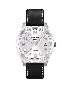 Tissot PR 100 Men's Silver Quartz Classic Watch